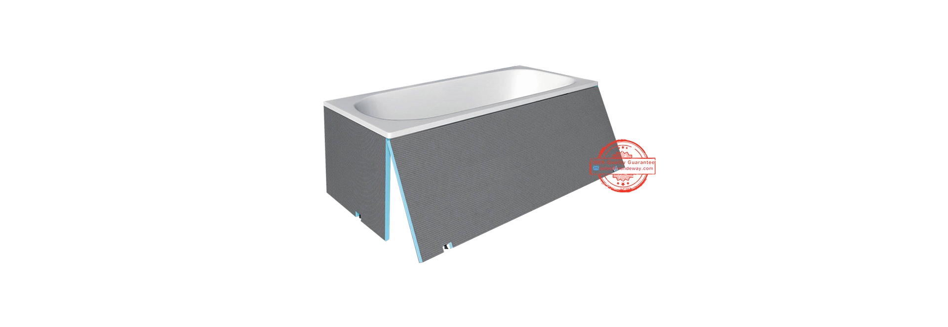 Bathtub insulation board