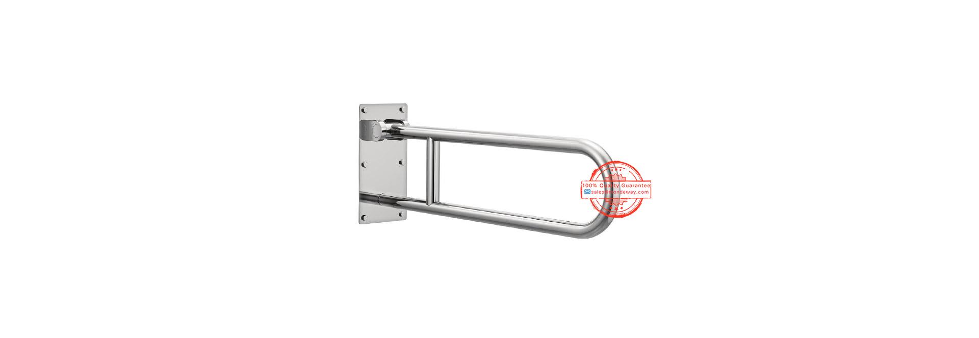 Folding handrails